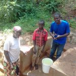 See the Impact of Clean Water - A Year Later: Lugango Community