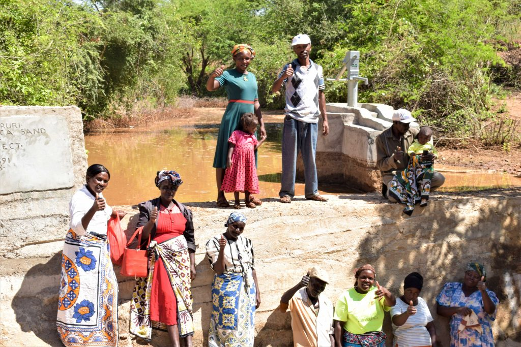 The Water Project : 1-kenya18208-hand-dug-well