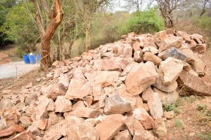The Water Project:  Stones For Building