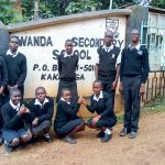 The Water Project: Lwanda Secondary School -  School Entrance
