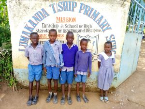 The Water Project:  Students At The Gate