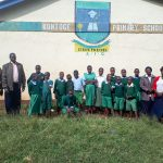 The Water Project: Bojonge Primary School -  Some Students And Administration