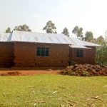 The Water Project: Sichinji Community, Makhatse Spring -  New Home In The Community