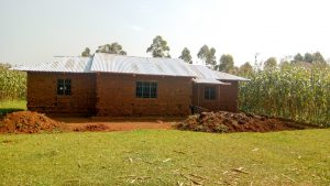 The Water Project:  New Home In The Community