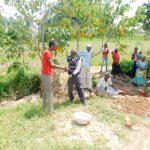 The Water Project: Bukhanga Community, Indangasi Spring -  Handwashing Training