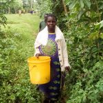 The Water Project: Musango Community, Ndalusia Spring -  Eldah Chiteli