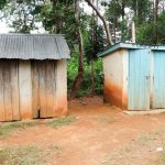 The Water Project: Irobo Primary School -  School Latrines