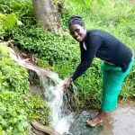 The Water Project: Bukhakunga Community, Khayati Spring -  Khayati Spring