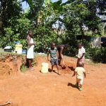 The Water Project: Emulakha Community, Nalianya Spring -  Household