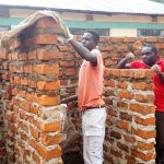 The Water Project: Precious School Kapsambo Secondary -  Latrine Construction