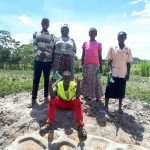 The Water Project: Luyeshe Community, Matolo Spring -  Training