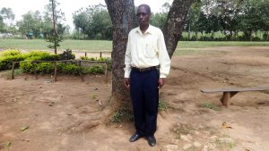 The Water Project:  George Mulama