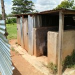 The Water Project: Imanga Secondary School -  Latrines