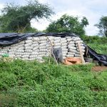 The Water Project: Uthunga Community -  Sand Dam Materials