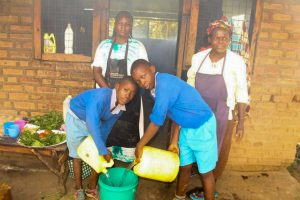 The Water Project:  Delivering Water To The Kitchen