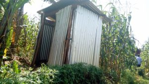The Water Project:  Latrine Sample