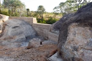 The Water Project:  Sand Dam Curing
