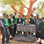 The Water Project: Ngaa Secondary School -  Student Health Club
