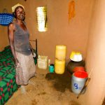 The Water Project: Ngeny Barak Community, Ngeny Barak Spring -  Water Storage