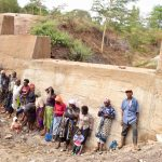 The Water Project: Uthunga Community -  Finished Sand Dam
