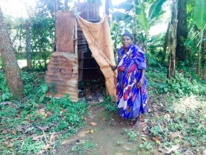 The Water Project:  Latrine Example