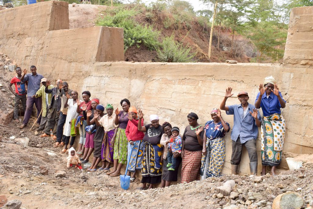 The Water Project : 17-kenya18190-finished-sand-dam
