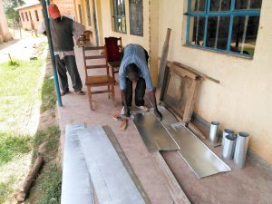 The Water Project:  Gutter System