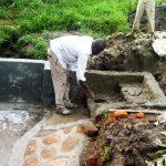 The Water Project: Bukhanga Community, Indangasi Spring -  Spring Construction