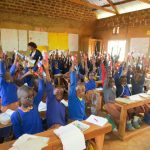 The Water Project: Shihalia Primary School -  Training