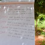The Water Project: Syatu Community A -  Soap Recipe