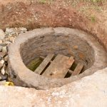 The Water Project: Masola Community A -  Well Construction