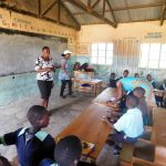 The Water Project: Mukunyuku RC Primary School -  Trainer Emma