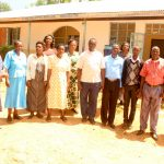 The Water Project: Lumakanda Township Primary School -  School Staff Posing For A Picture