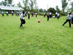 The Water Project:  Playing Soccer