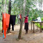 The Water Project: Emulakha Community, Nalianya Spring -  Doing Laundry