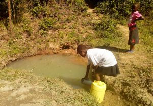 The Water Project:  Fetching Dirty Water