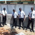 The Water Project: Precious School Kapsambo Secondary -  New Latrines