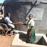 The Water Project: Precious School Kapsambo Secondary -  Finished Tank
