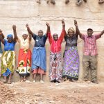The Water Project: Kala Community -  Finished Sand Dam