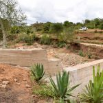 The Water Project: Kala Community -  Sand Dam Front
