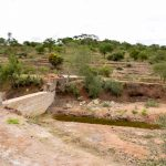 The Water Project: Kala Community -  Sand Dam Back