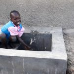 The Water Project: Kapsotik Primary School -  Finished Tank