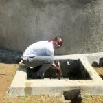 The Water Project: St. John Cheptech Secondary School -  Water At The New Tank