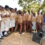 The Water Project: Kithoni Secondary School -  Handwashing Training
