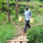 The Water Project: Ilala Community, Arnold Johnny Spring -  Arnold Johnny