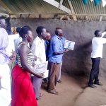 The Water Project: Nyakarongo Center Community -  Hygiene Training
