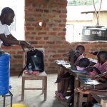 The Water Project: Kapsotik Primary School -  Handwashing Training