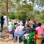 The Water Project: Uthunga Community -  Training
