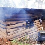 The Water Project: Irobo Primary School -  School Kitchen