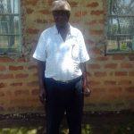 The Water Project: Mwichina Community, Matanyi Spring -  Moses Matanyi
